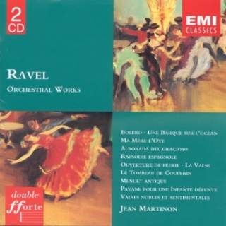 Ravel Orchestral Works