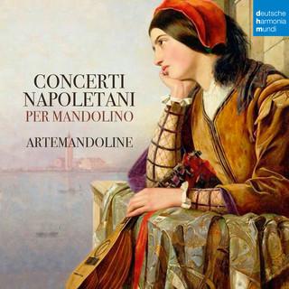 Mandolin Concerto In G Major / I. Allegro