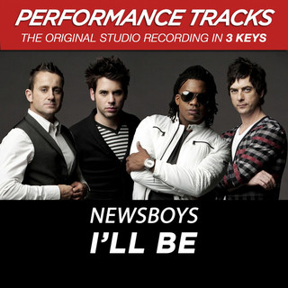 I\'ll Be (Performance Tracks) - EP