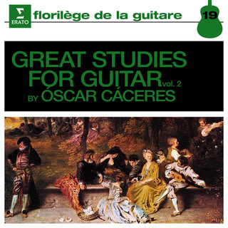 Great Studies For Guitar, Vol. 2
