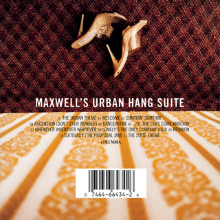 Maxwell\'s Urban Hang Suite