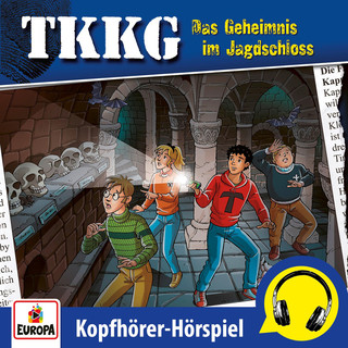 216 / Das Geheimnis Im Jagdschloss (Kopfhörer - Hörspiel)