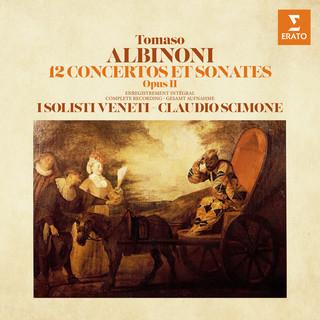 Albinoni:12 Concertos Et Sonates, Op. 2
