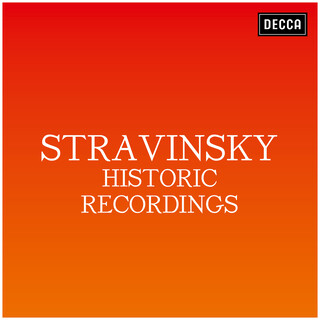 Stravinsky:Historic Recordings