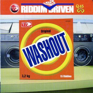Riddim Driven:Wash Out