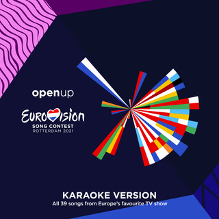 Eurovision Song Contest Rotterdam 2021 (Karaoke Version)
