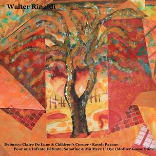 Debussy:Claire De Lune & Children's Corner - Ravel:Pavane Pour Une Infante Défunte, Sonatine & Ma Mere L' Oye (Mother Goose Suite)