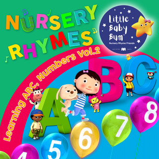 Learning ABC & Numbers With LittleBabyBum, Vol. 2