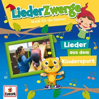 LiederZwerge - Lieder Aus Dem Kindersport