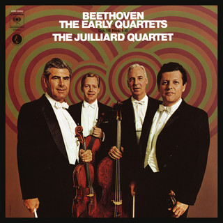 Beethoven:The Early Quartets, Op. 18, Nos. 1 - 6 (Remastered)