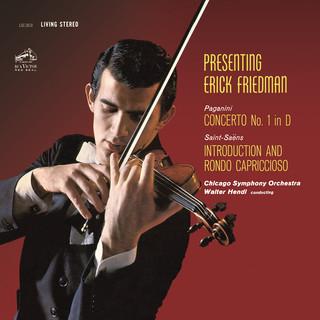 Paganini:Violin Concerto No. 1 In D Major, Op. 6 - Saint - Saëns:Introduction Et Rondo Capriccioso In A Minor, Op. 28