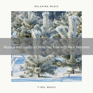 Rejoice And Joy By A Christmas Tree With Nice Melodies