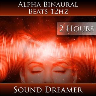 Alpha Binaural Beats 12hz (2 Hours)