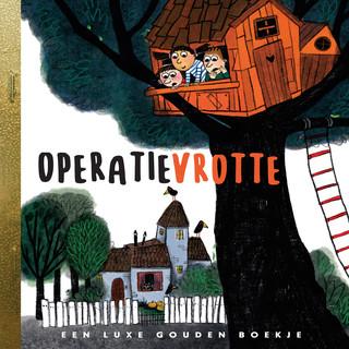Operatie Vrotte (De Gouden Luisterboekjes) (Verteller:Loes Luca)