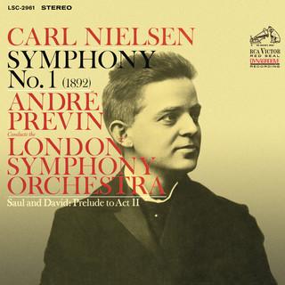 Nielsen:Symphony No. 1 In G Minor, Op. 7
