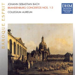 J.S. Bach:Brandenburg Concertos 1 - 3