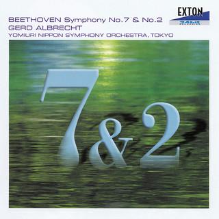 ベートーヴェン: 交響曲第 7番&第 2番