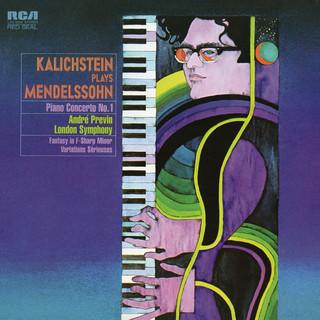 Mendelssohn:Piano Concerto No. 1 In G Minor, Op. 25, Sonate Ecossaise, Op. 28 & Variations Sérieuses In D Minor, Op. 54 (Remastered)