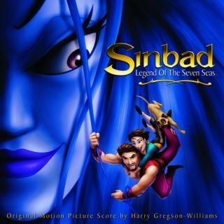 辛巴達:七海傳奇電影原聲帶 (Sinbad:Legend Of The Seven Seas)