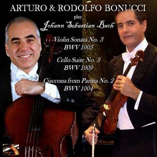 Arturo & Rodolfo Bonucci Play Bach; 1986 - 2005