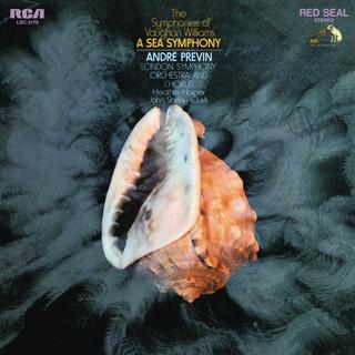 Vaughan Williams:A Sea Symphony (Symphony No. 1), IRV. 70