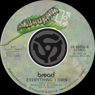 Everything I Own / I Don't Love You (Digital 45)