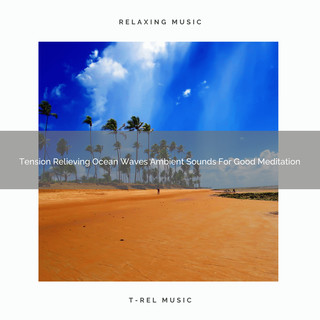 Tension Relieving Ocean Waves Ambient Sounds For Good Meditation