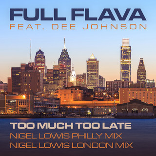 Too Much Too Late (Nigel Lowis Remixes)