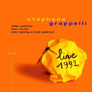 Live In Paris 1992 (Feat. Philip Catherine, Marc Fosset & Niels - Henning Ørsted Pedersen)