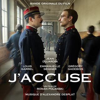 J'accuse (Bande Originale Du Film)《軍官與間諜》電影原聲帶