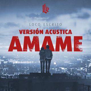 Ámame (Versión Acustica)