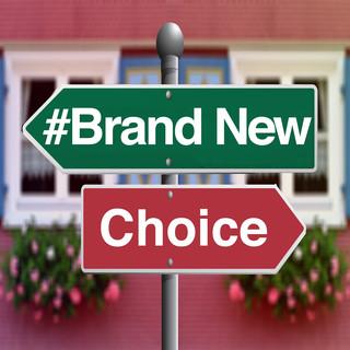 #Brand New Choice
