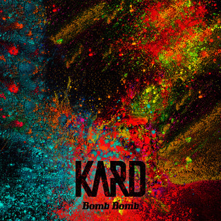 KARD 1st Digital Single '밤밤(Bomb Bomb)'