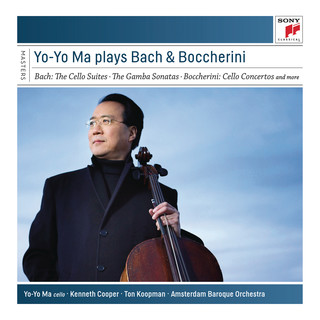 Yo - Yo Ma Plays Bach & Boccherini