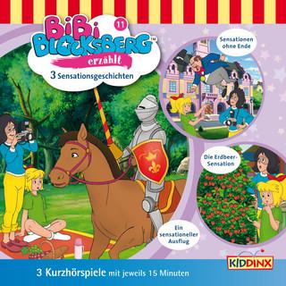 Kurzhörspiele - Bibi Erzählt:Sensationsgeschichten