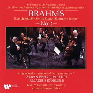 Brahms:String Sextet No. 2, Op. 36 (Live At Salle Favart, 1987)