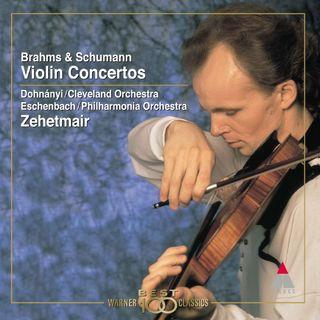 Brahms & Schumann:Violin Concertos