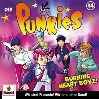 014 / Burning Heart Boyz !
