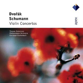 Dvorak & Schumann:Violin Concertos  -  APEX