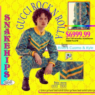 Gucci Rock N Rolla