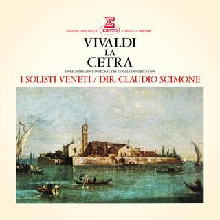 Vivaldi:La Cetra, Op. 9
