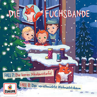 004 / Fall 7:Die Leeren Nikolaustiefel / Fall 8:Der Verschmückte Weihnachtsbaum