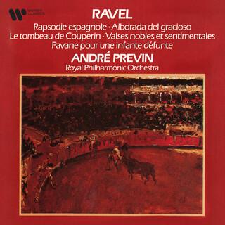 Ravel:Rapsodie Espagnole, Le Tombeau De Couperin, Valses Nobles Et Sentimentales & Pavane Pour Une Infante Défunte
