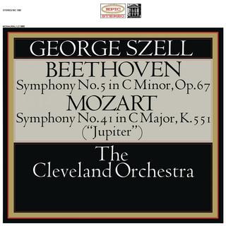 Beethoven:Symphony No. 5, Op. 67 - Mozart:Symphony No. 41, K. 551 (Remastered)
