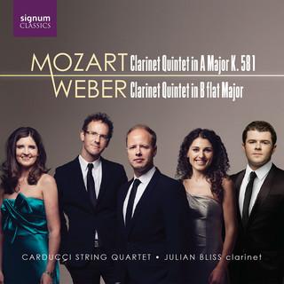 Mozart & Weber:Clarinet Quintets