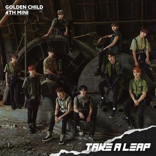 Golden Child 4th Mini Album (Take A Leap)