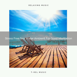 Stress Free Sea Water Ambient For Good Meditation