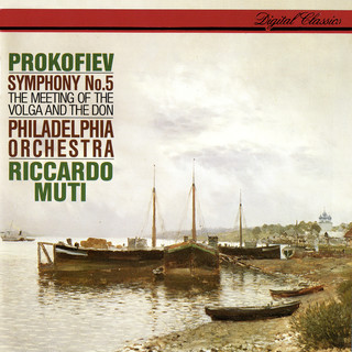 Prokofiev:Symphony No. 5; The Meeting Of The Volga And The Don