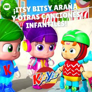¡Itsy Bitsy Araña Y Otras Canciones Infantiles !