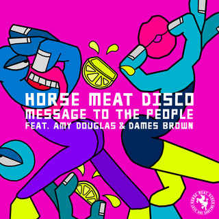 Message To The People (Feat. Amy Douglas & Dames Brown)